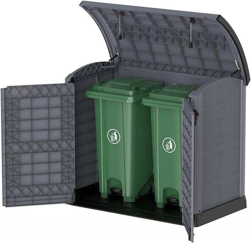 Abri poubelle 2 42