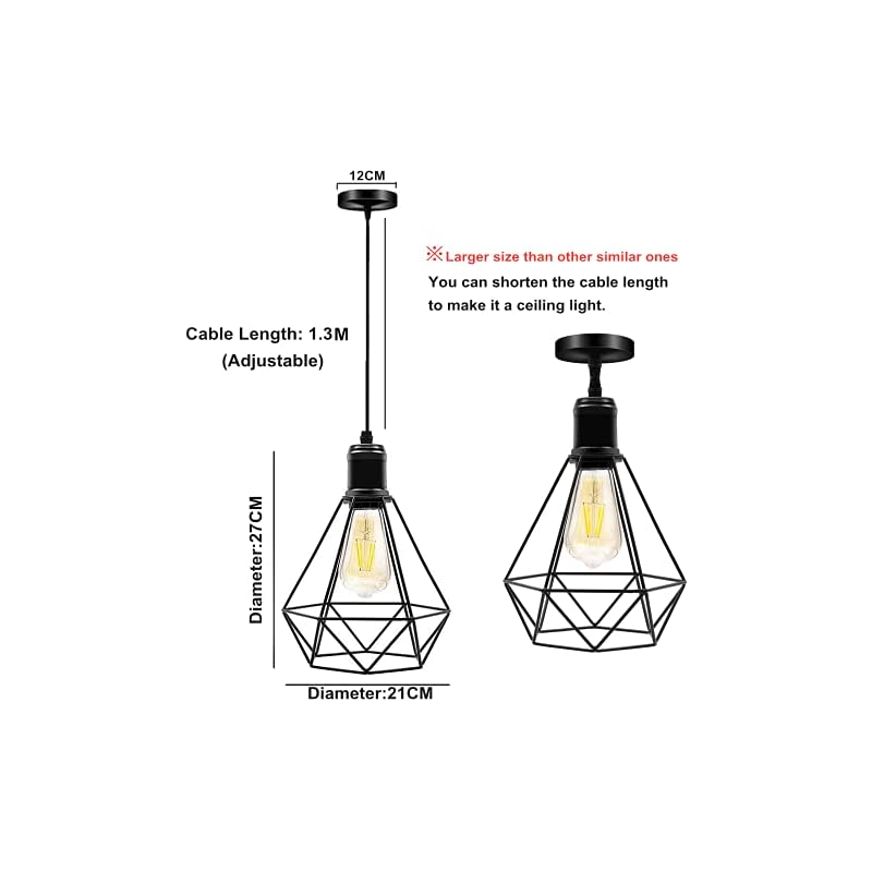 Lampe Vintage 3 176