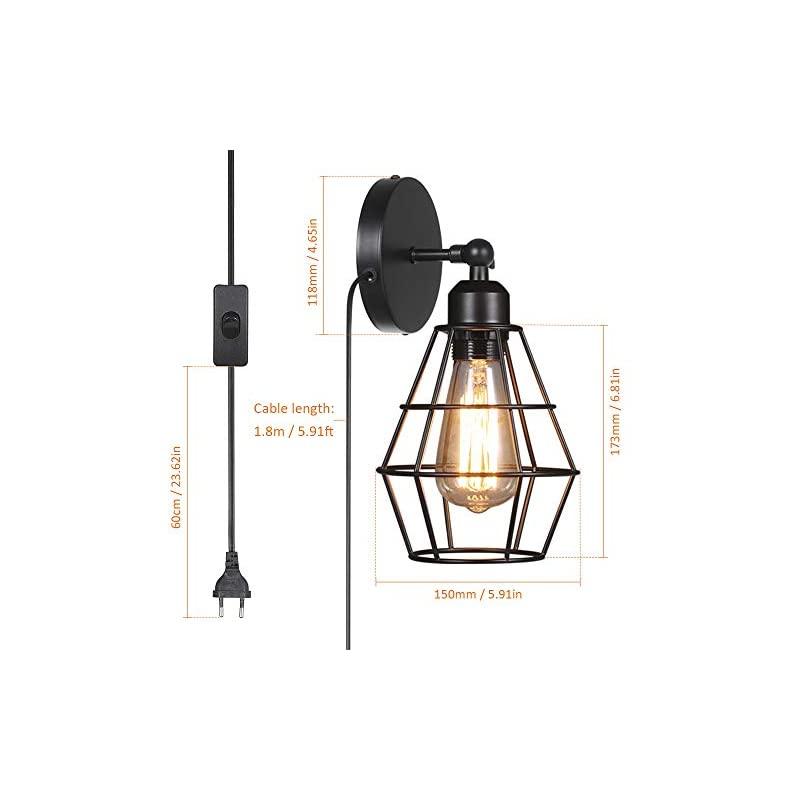 Lampe Vintage 3 48