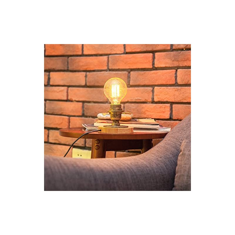 Lampe Vintage 3 80