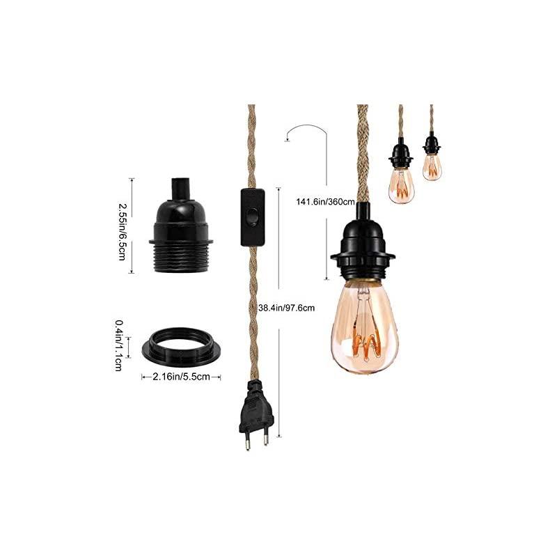 Lampe Vintage 4 82