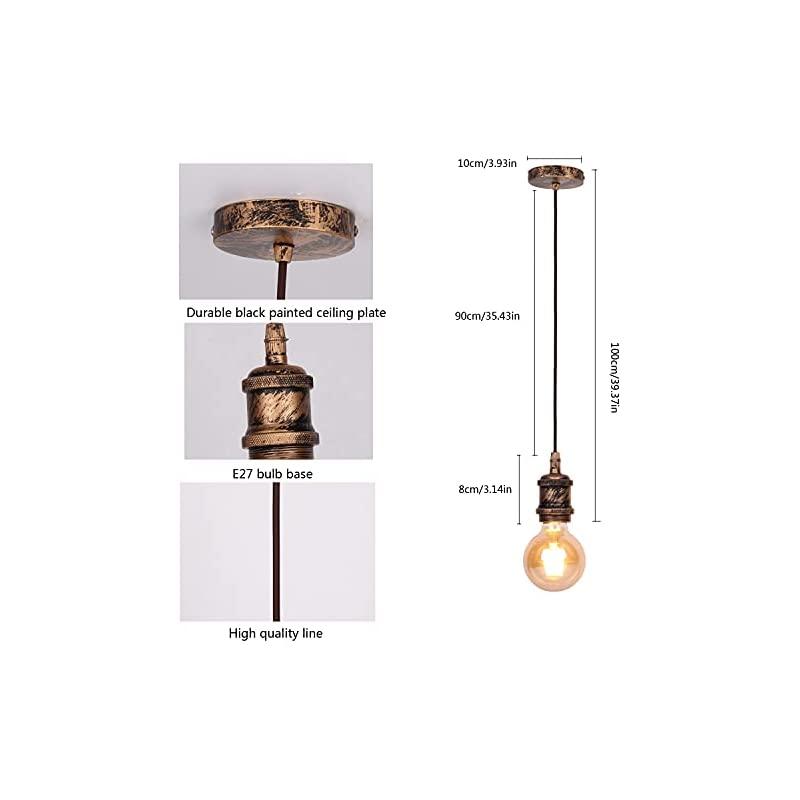 Lampe Vintage 5 100