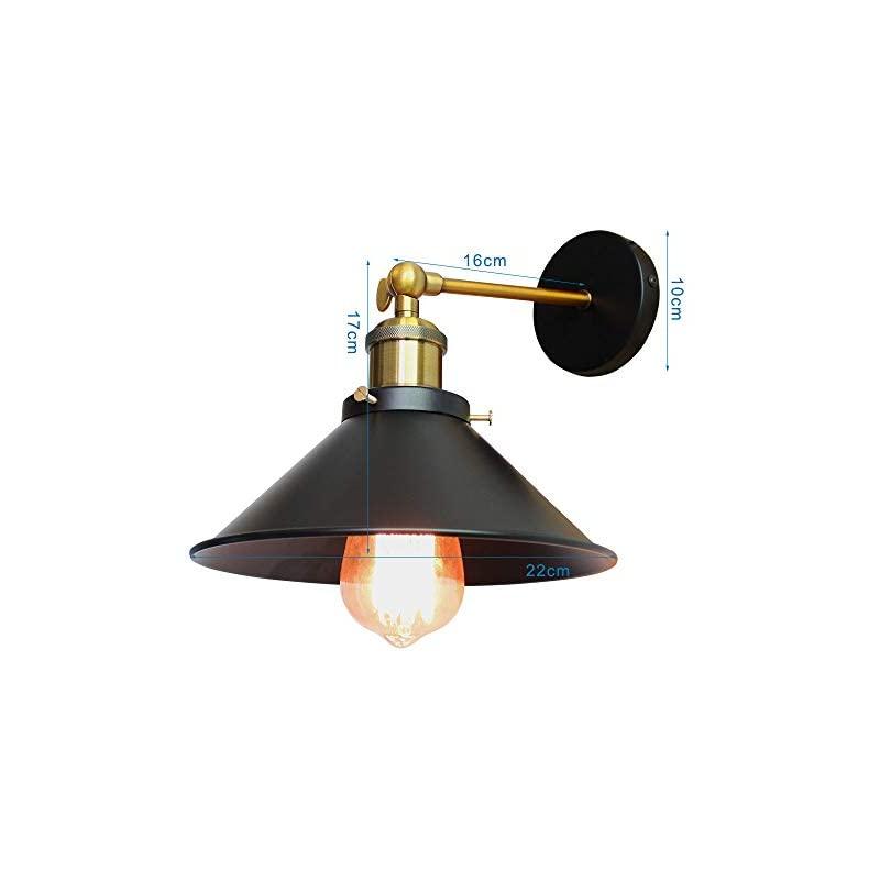 Lampe Vintage 6 110