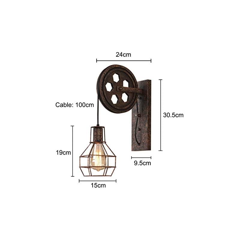 Lampe Vintage 6 111