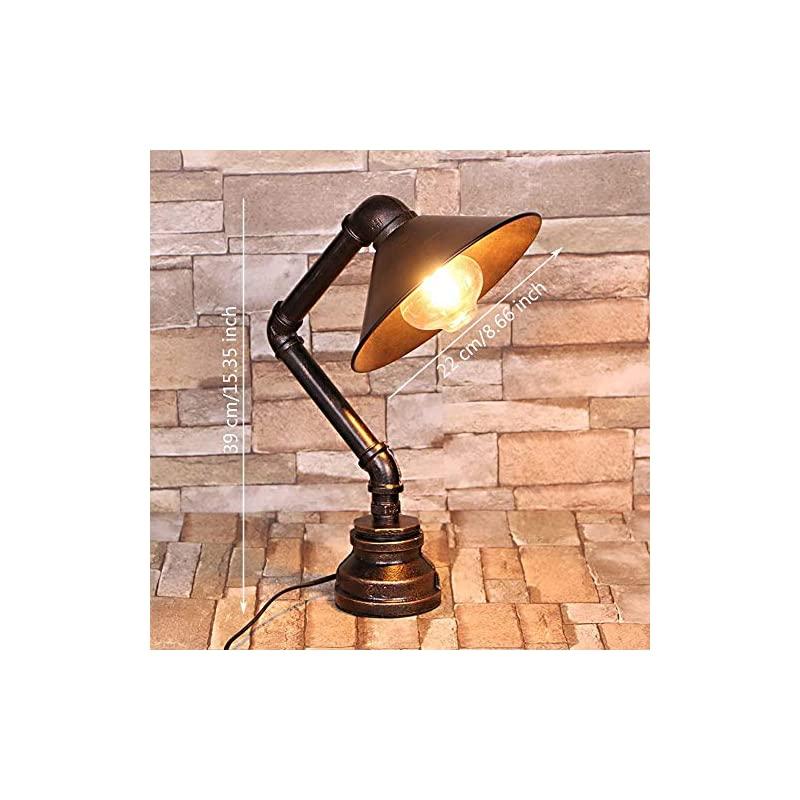 Lampe Vintage 6 33