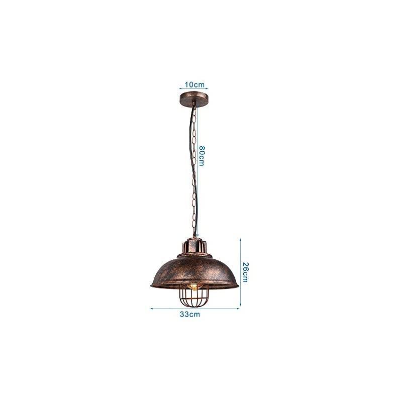 Lampe Vintage 6 74