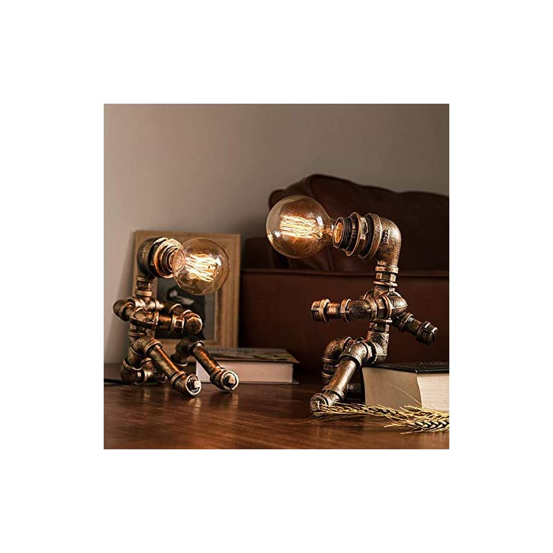 Lampe Vintage 6 84