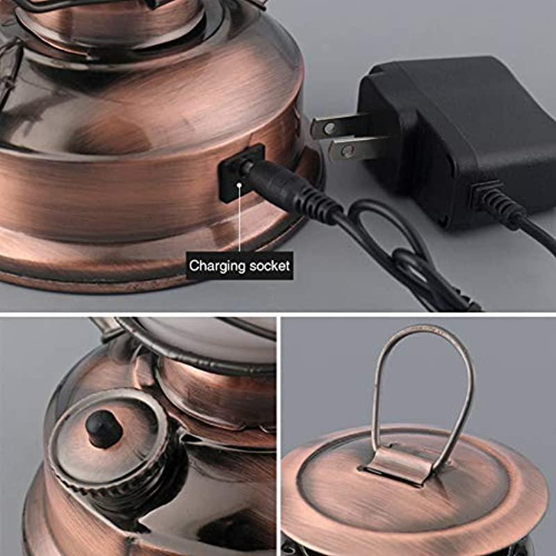 lampe vintage 5 7
